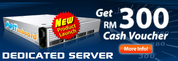 Dedicated Server Promotion!
